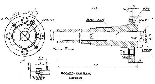 ИТ-1М шпиндель
