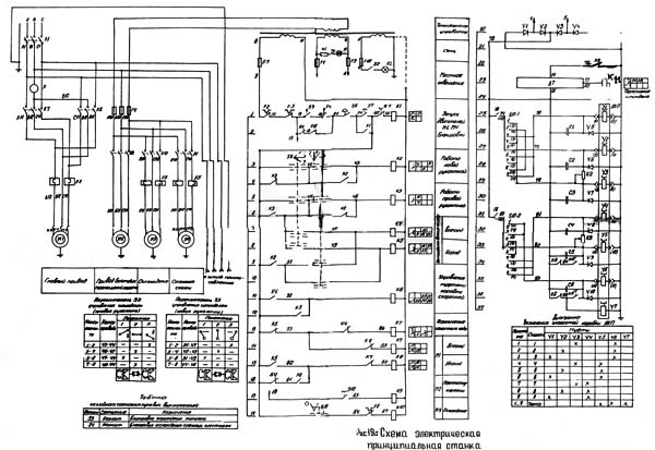 16Е16КП схема электрическая